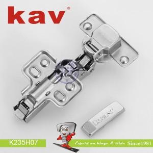二段力阻尼铰链 K235H07