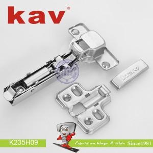 二段力阻尼铰链 K235H09