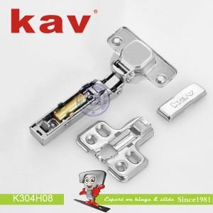 不锈钢阻尼铰链(拆装)K304H08