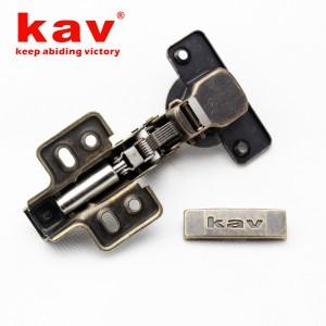 青古铜阻尼铰链拆装 K135H09