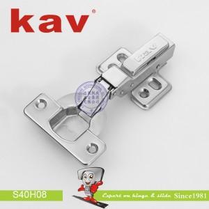 厚门阻尼铰链(固装)S40H08