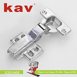 不锈钢阻尼铰链(固装)S201H08