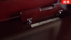 【kav橱柜门铰链】26杯铰链在小柜门上的应用效果展示