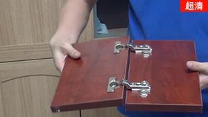 【kav橱柜门阻尼铰链教程系列】液压铰链中的直铰、中弯以及大弯有什么区别