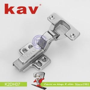 二维调节液压铰链K2DH07 (3)
