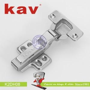 二维调节液压铰链K2DH08 (3)