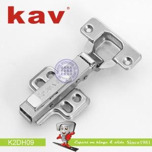 二维调节液压铰链K2DH09 (1)