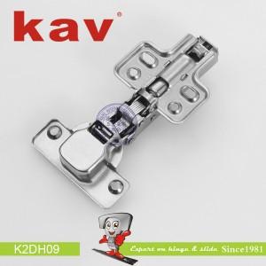 二维调节液压铰链K2DH09 (3)