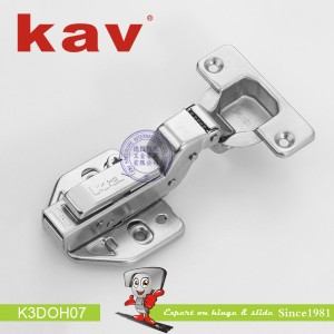 三维调节液压铰链K3DOH07 (3)