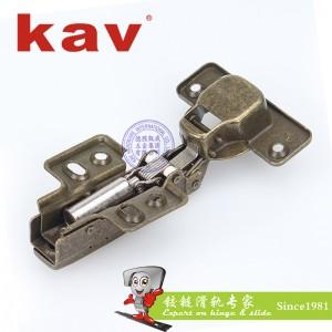 35杯固装青古铜液压铰链S235H09(2)