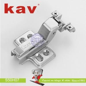 固装铝框门液压铰链S50H07 (2)