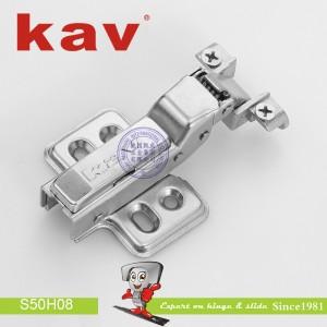 固装铝框门液压铰链S50H08 (3)
