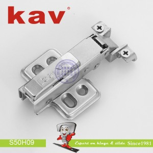 固装铝框门液压铰链S50H09 (3)