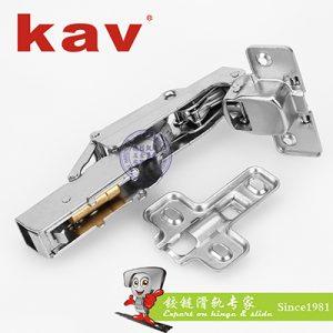165度快装液压铰链(铁杯) K165H
