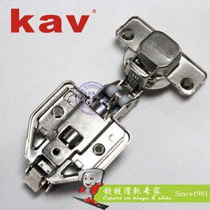 二段力大角度三维液压铰链(可开启120度) K3DMH