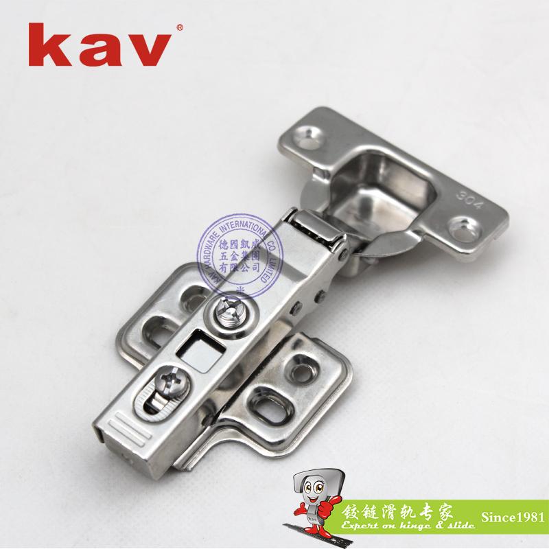 纯正304不锈钢液压铰链【不锈钢阻尼铰链】 卡式闭尾 LK304H