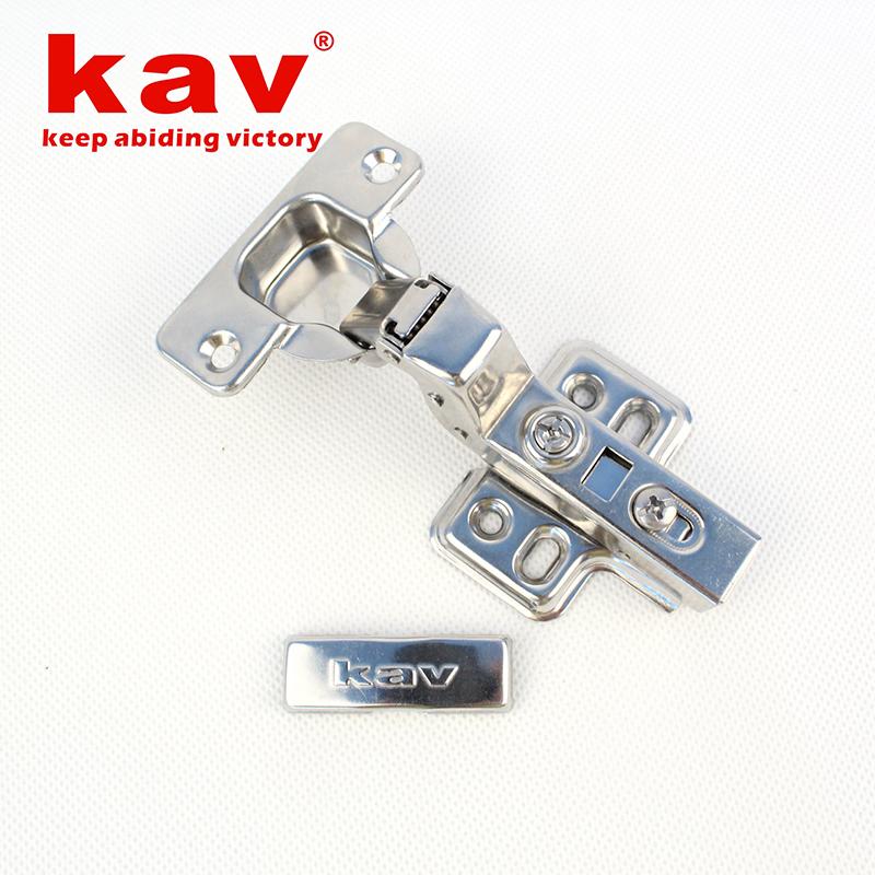 201不锈钢液压铰链(拆装合金尾)【不锈钢阻尼家具铰链】 AK201H