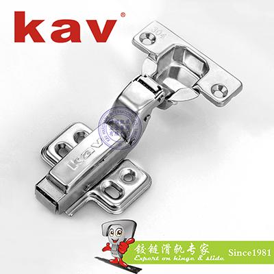 304不锈钢液压铰链(拆装合金尾) AK304H