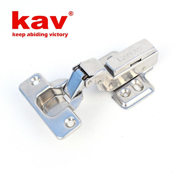 201不锈钢液压铰链(固定装)新款 AS201H07