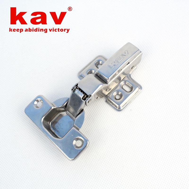 201不锈钢液压铰链(固定装)新款 AS201H08