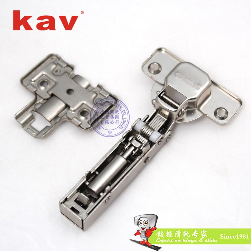 一段力三维调节移位液压铰链 拆装【三维橱柜门铰链】 BK3DH