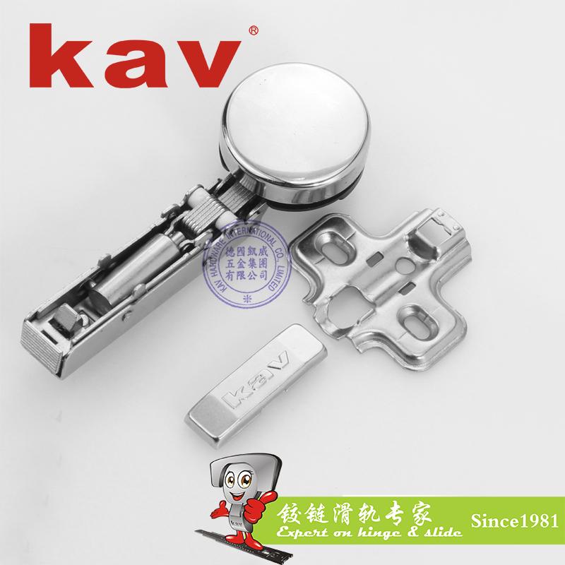 35杯玻璃液压铰链 拆装【展示柜玻璃铰链】 GK35H
