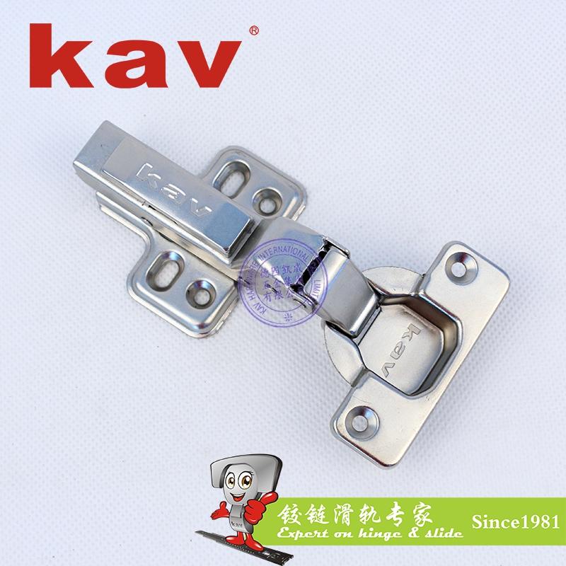 二段力橱柜门液压铰链【阻尼家具铰链】 快装 合金尾 HK235H