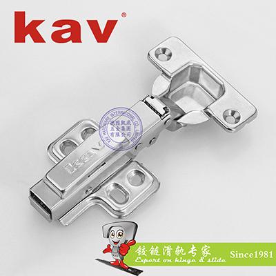 201不锈钢液压铰链(卡式) K201H