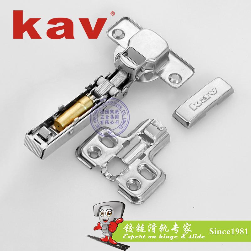 K304H 304不锈钢液压铰链(卡式)