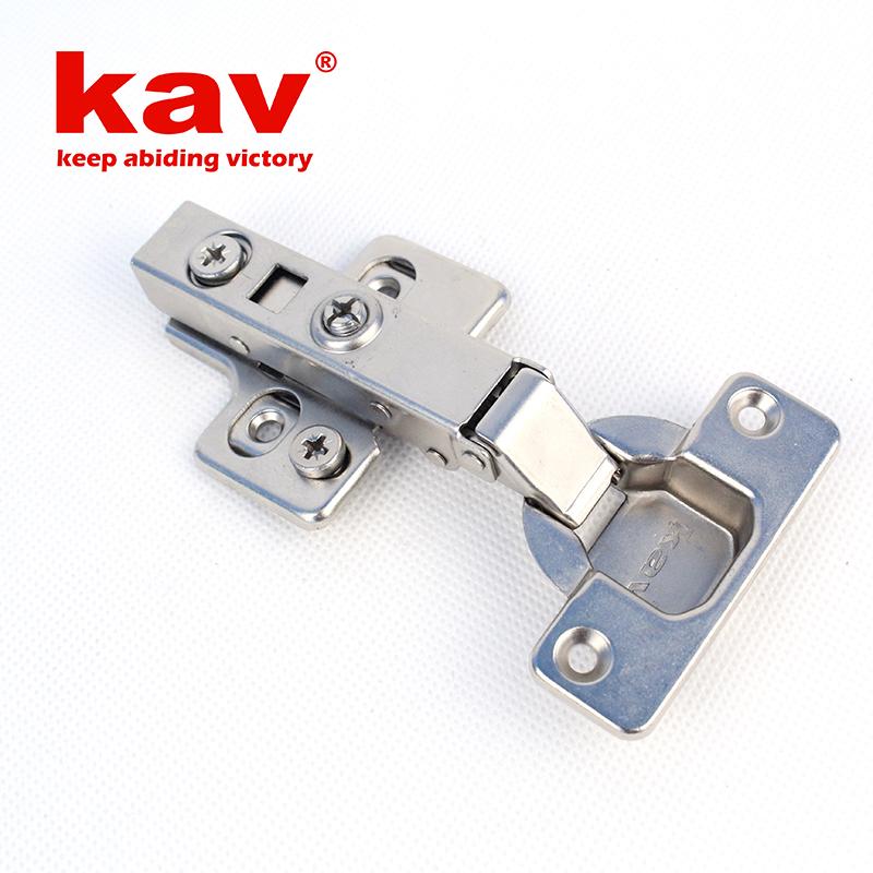 三维调节移位液压铰链【三维阻尼橱柜铰链】 快装 经济款 K3DH