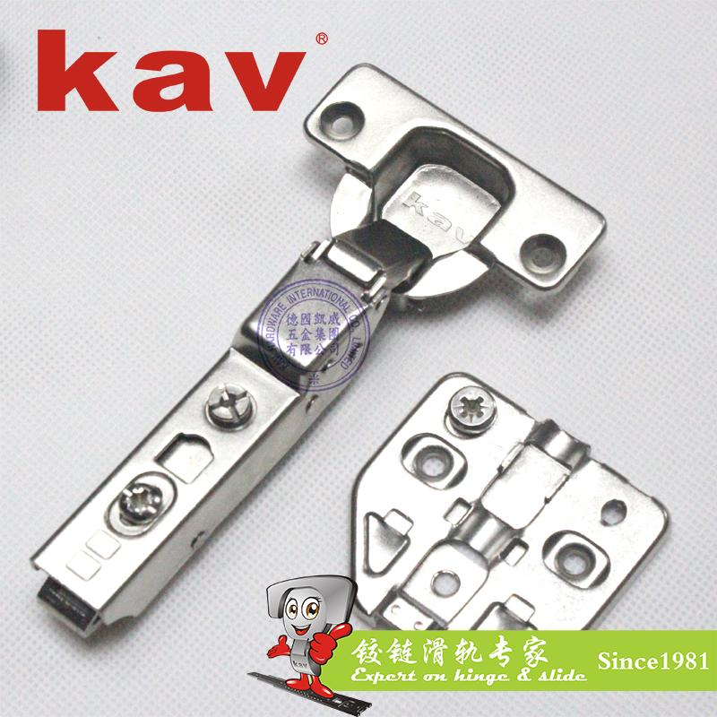 K3DMH 二段力大角度三维液压铰链(可开启120度) 中弯