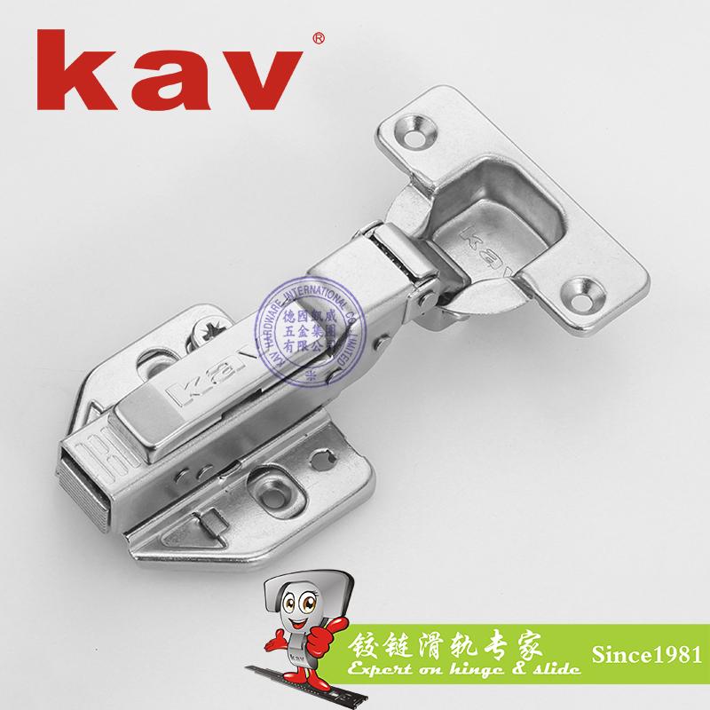 K3DOH 三维快装液压铰链豪华款 中弯