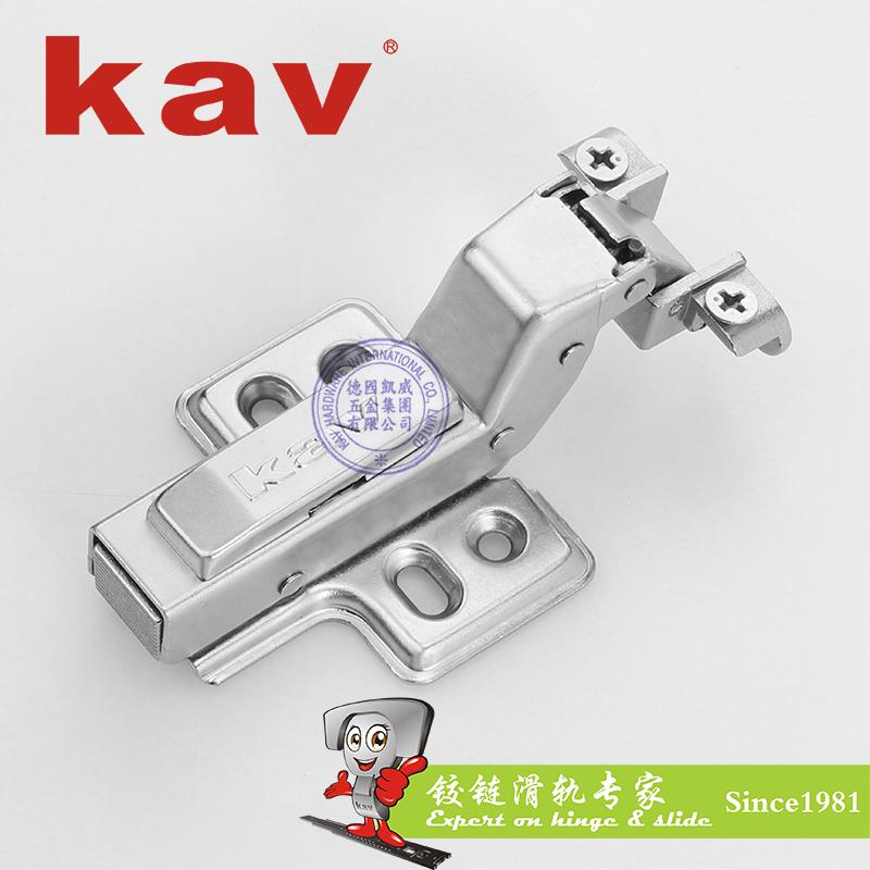 kav特殊角度铝框门液压铰链K50H07/08/09