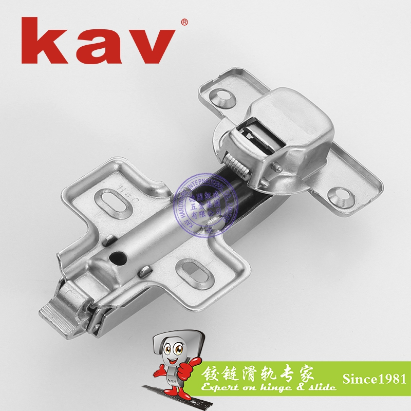 kav90度平启门液压阻尼铰链K90H