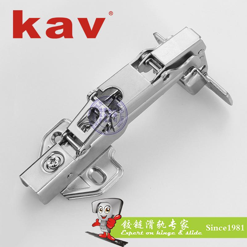 165度液压铰链【大角度阻尼橱柜铰链】 固装 S165H