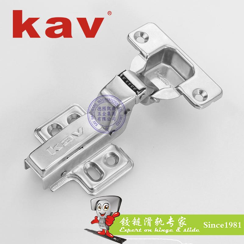 201不锈钢液压铰链 固定装【不锈钢橱柜铰链】 S201H