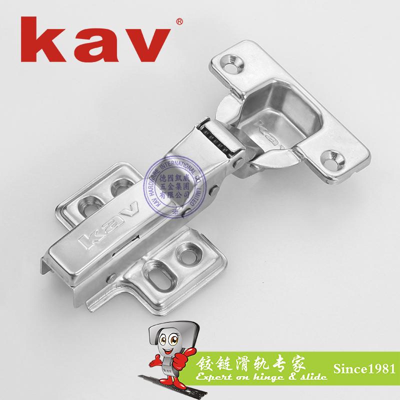 201不锈钢液压铰链(固定装) S201H08