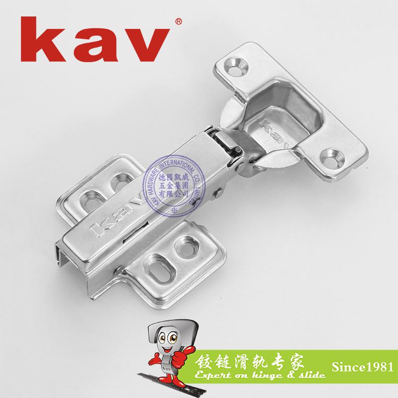 201不锈钢液压铰链(固定装) S201H09