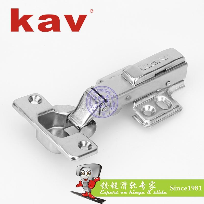 S235H 二段力液压铰链固装 直弯