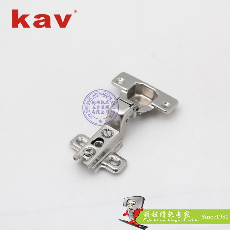 二段力普通铰链  两孔【二段力橱柜门铰链】 TS235
