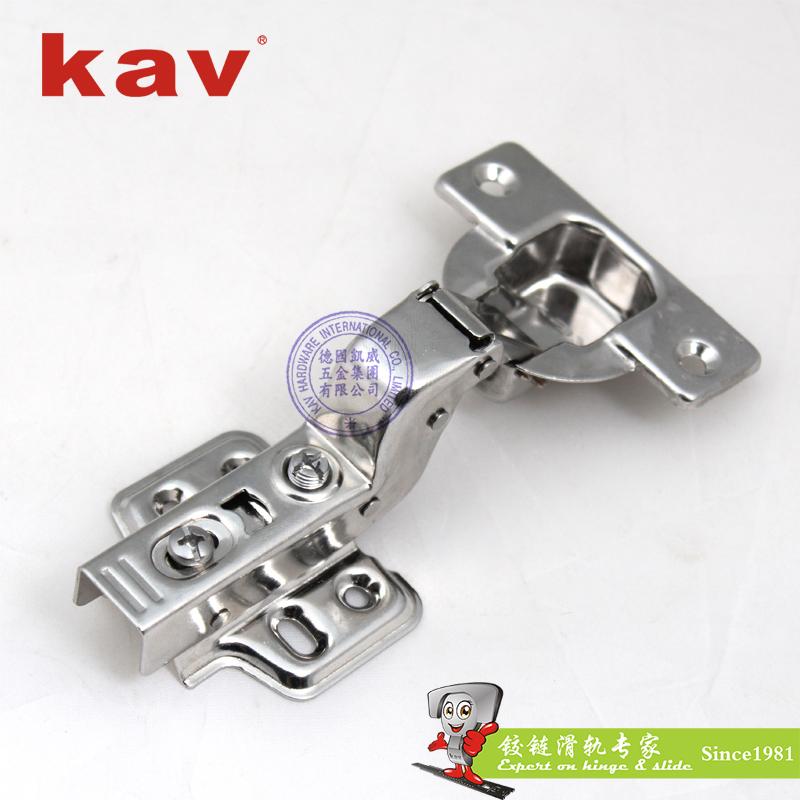 201不锈钢厚门液压铰链固定装 XS40H07
