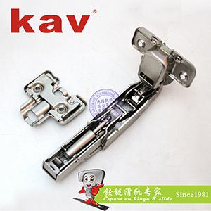 175度三维可调节液压铰链【大角度橱柜门缓冲铰链】 DK3D165H