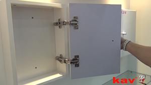 KAV165度大角度阻尼铰链的应用介绍