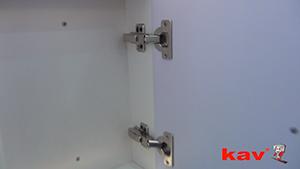 KAV40杯液压缓冲铰链的应用介绍