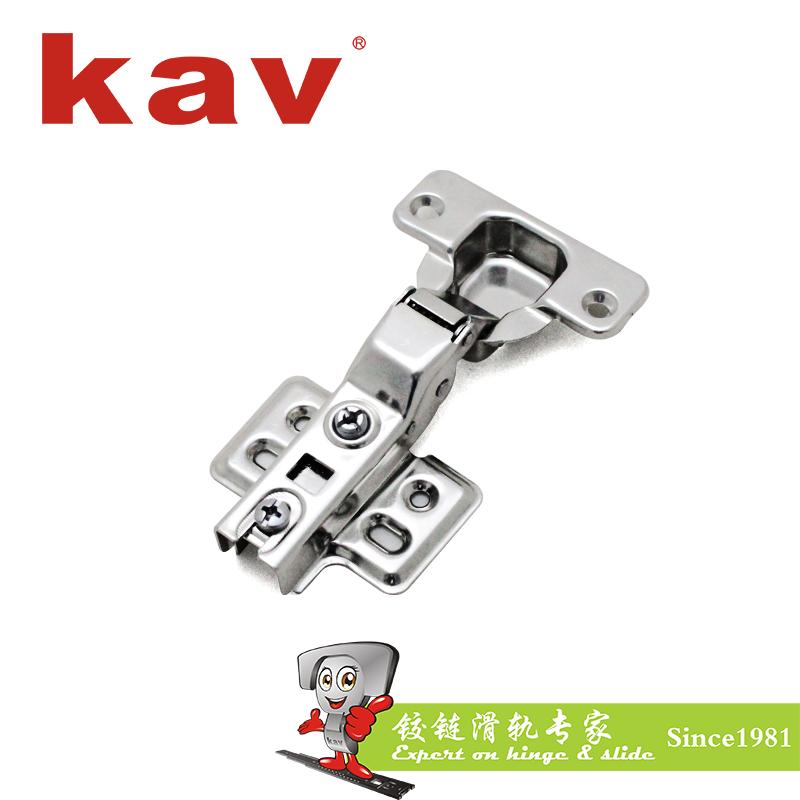 kav液压固定开尾家具柜门铰链合页AAS304H
