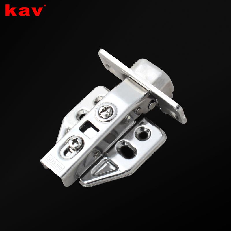 kav304不锈钢缓冲铰链合页ELS304H-2/ELK304H-2