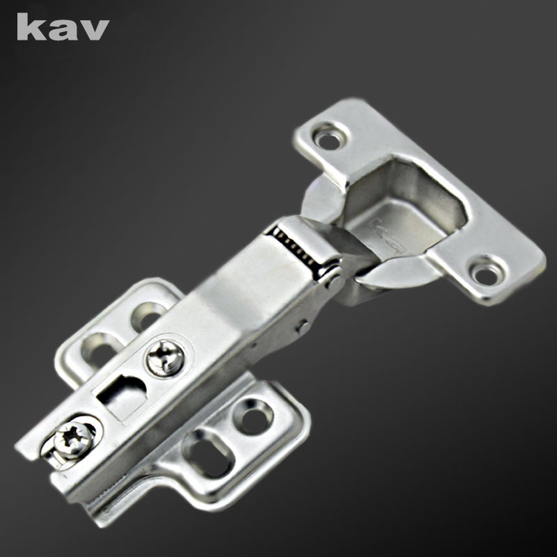 二段力液压固装铰链 kav直销缓冲柜门铰 衣橱柜门家具缓冲合页 SP235H